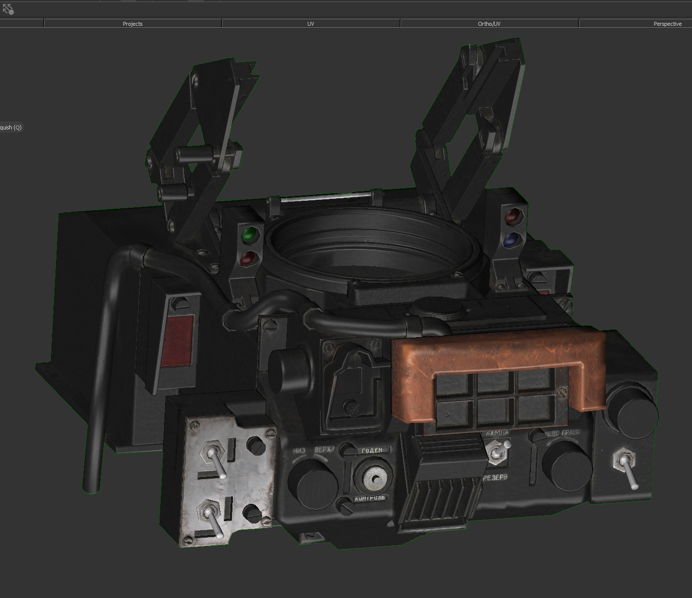 OTOY Forums • View topic - Mi-24 WIP and my first Octane